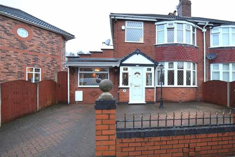 3 bedroom semi-detached house for sale - Thornton Avenue, Urmston, Manchester