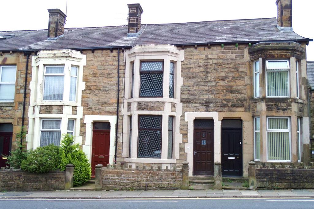3 Bedrooms Terraced House for sale in Church Street, Padiham, Burnley