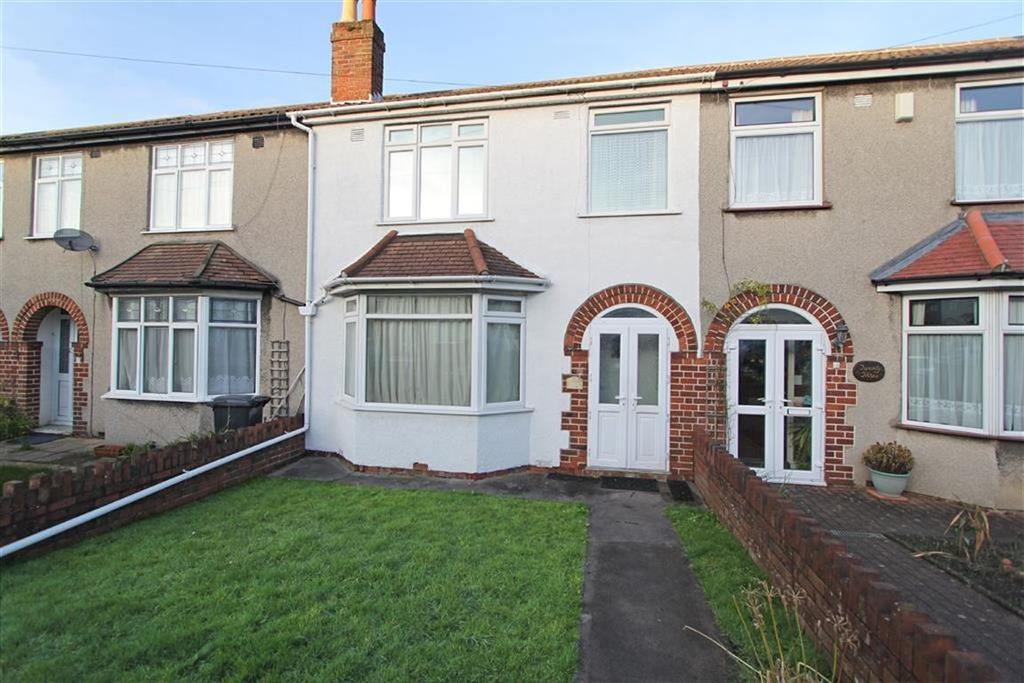 3 Bedrooms Terraced House for sale in Chewton Close, Fishponds, Bristol