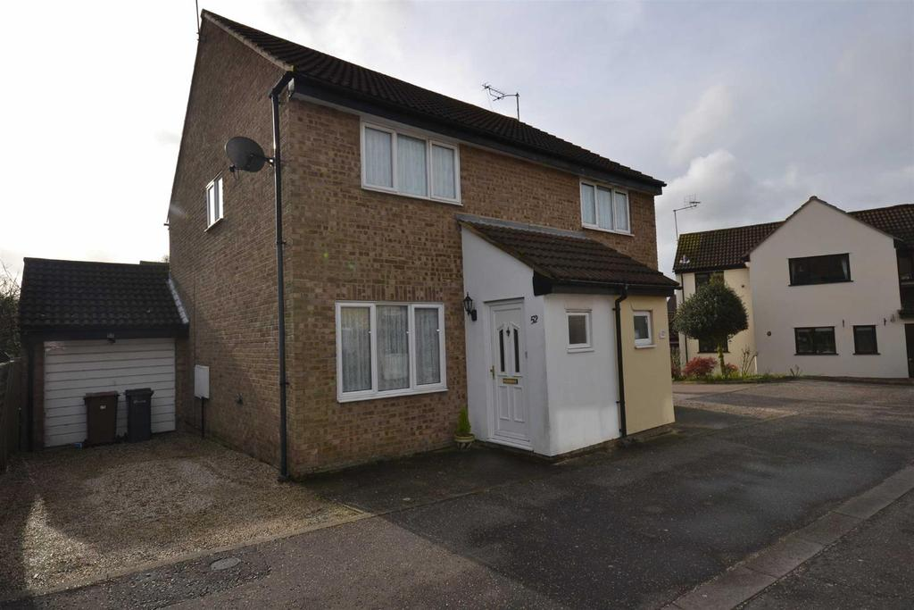 2 Bedrooms Semi Detached House for rent in Glendale, South Woodham Ferrers