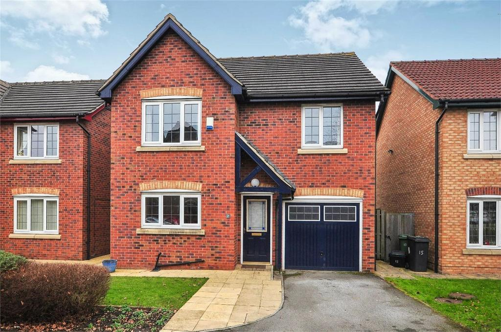 4 Bedrooms Detached House for sale in Redgrave Close, Huntington, York