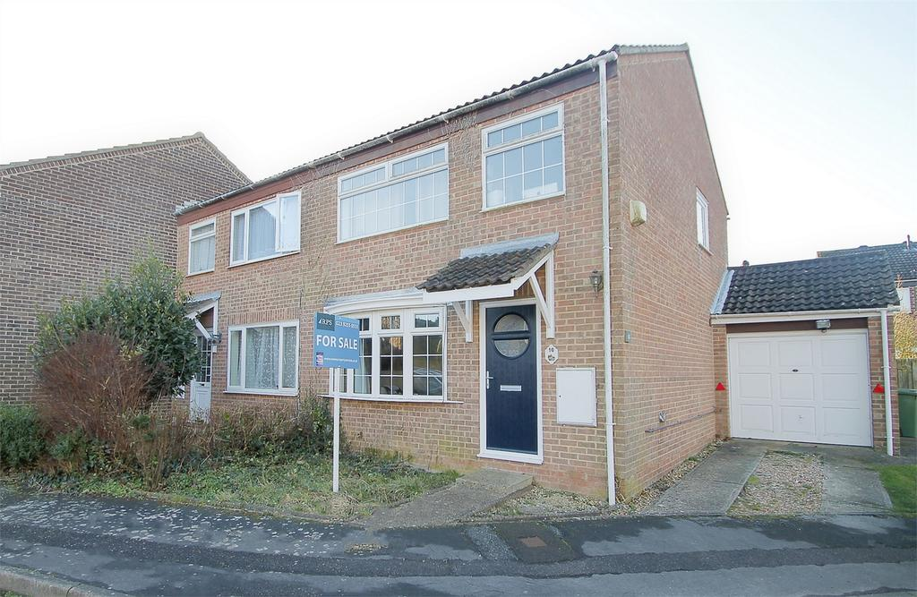 3 Bedrooms End Of Terrace House for sale in The Gannets, Stubbington, Hampshire