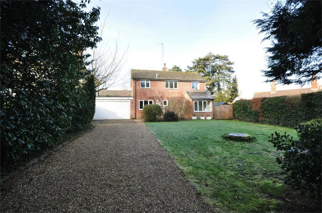 4 Bedrooms Detached House for sale in 7 Park Road, Stansted Mountfitchet