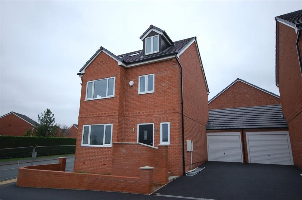 4 Bedrooms Detached House for sale in Brompton Close, Off Lowfield Lane, ST HELENS, Merseyside