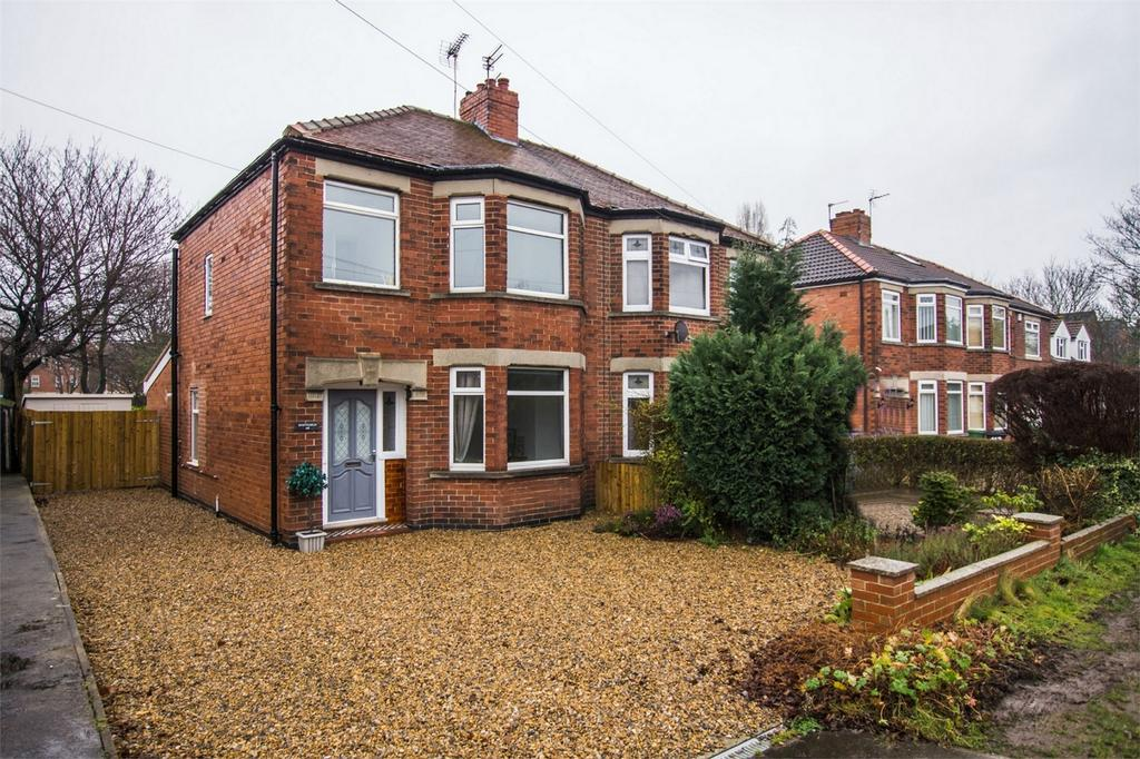 3 Bedrooms Semi Detached House for sale in Boroughbridge Road, Acomb, YORK