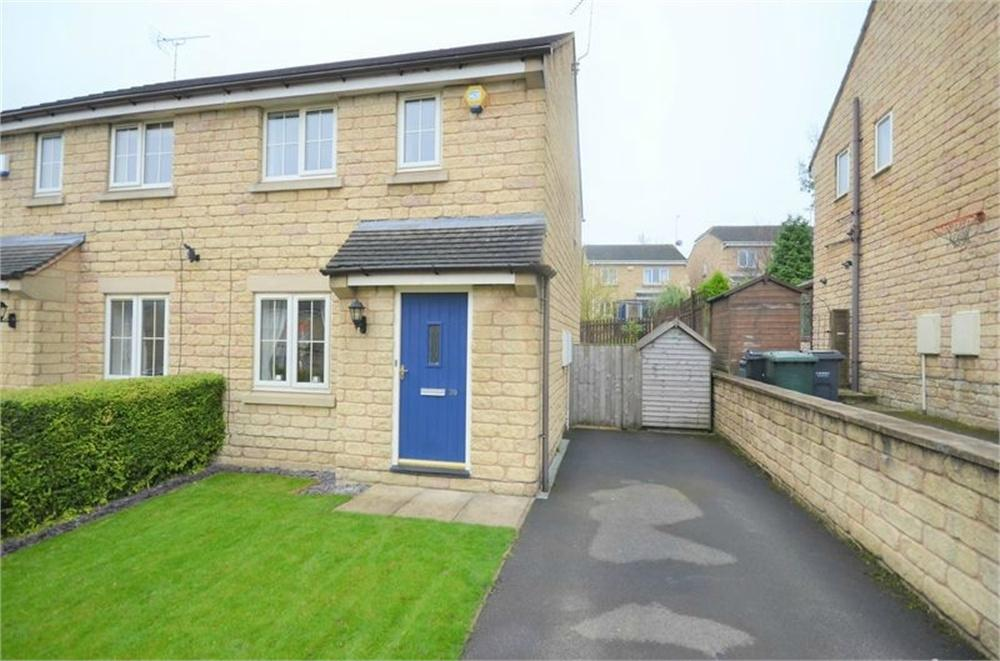 2 Bedrooms Semi Detached House for sale in Royd Moor Road, BRADFORD 4, West Yorkshire