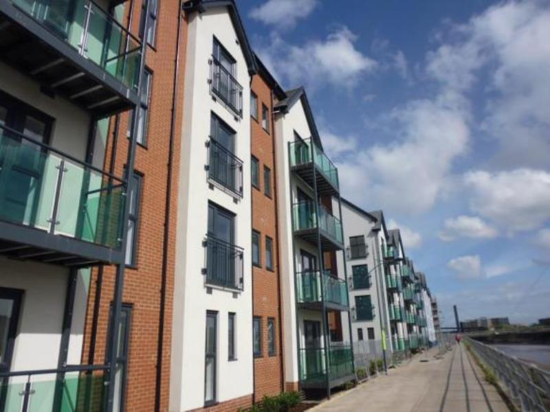 2 Bedrooms Apartment Flat for rent in BATHSTONE MEWS, NEWPORT
