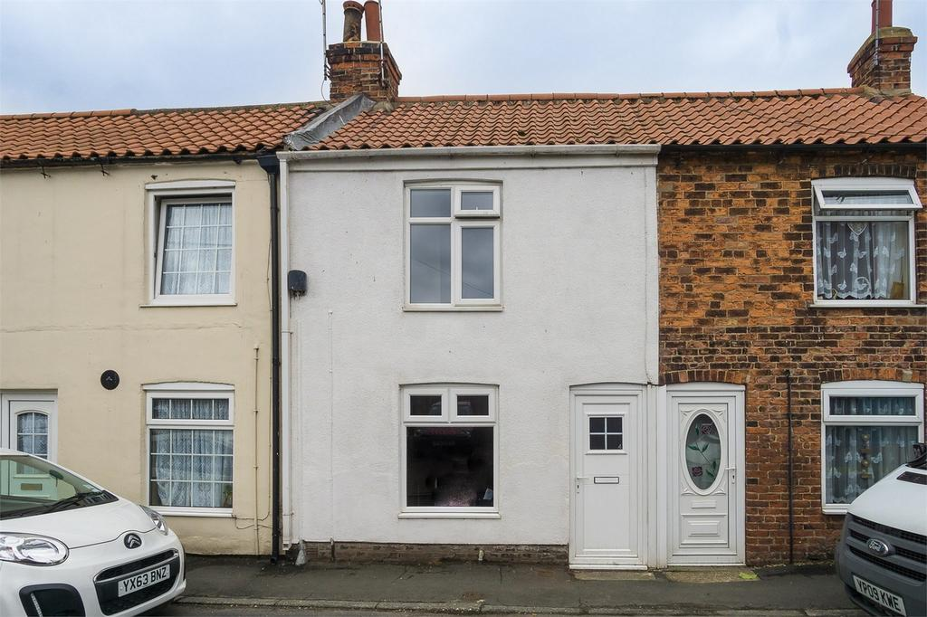 2 Bedrooms Terraced House for sale in Chapel Lane, Ottringham, East Riding of Yorkshire