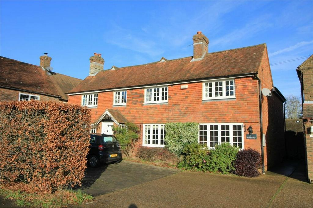 5 Bedrooms Detached House for sale in High Street, NINFIELD, East Sussex