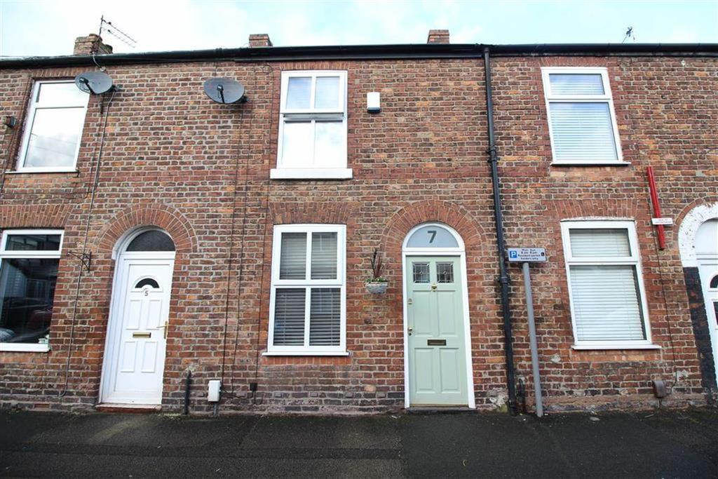 2 Bedrooms Terraced House for sale in Derby Road, Sale