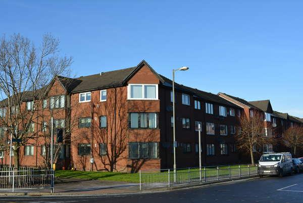 2 Bedrooms Flat for sale in 0/1, 226 Main Street, Bridgeton, Glasgow, G40 1JU