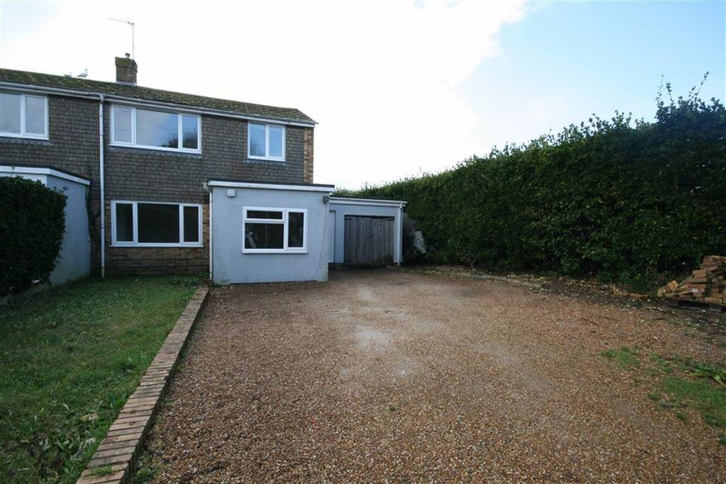 3 Bedrooms End Of Terrace House for sale in Firle Road, Peacehaven