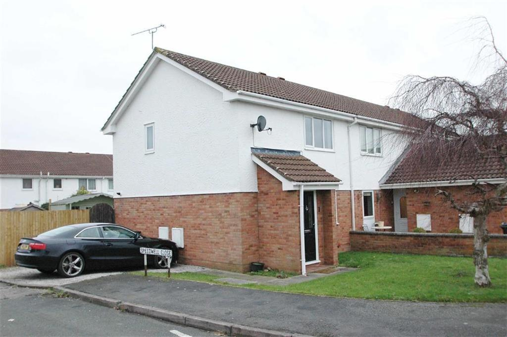 2 Bedrooms End Of Terrace House for sale in Coltsfoot Close, Huntington, Chester