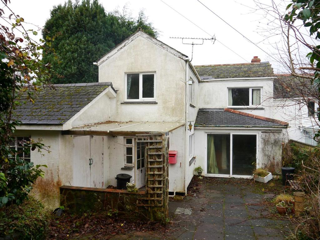 2 Bedrooms Semi Detached House for sale in Frogpool, Truro
