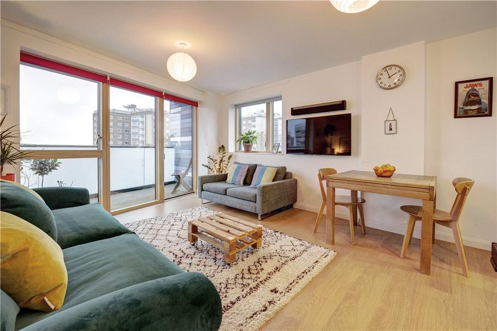 2 Bedrooms Flat for sale in George House, Albert Road, Queen's Park, London, NW6