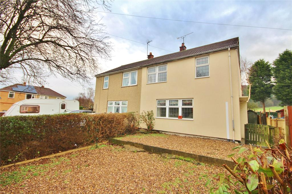 3 Bedrooms Semi Detached House for sale in Hillside Road, Woolsthorpe By Belvoir, NG32