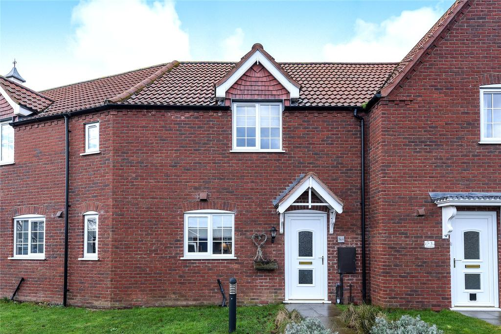 2 Bedrooms Terraced House for sale in Tilia Grove, Old Leake, PE22