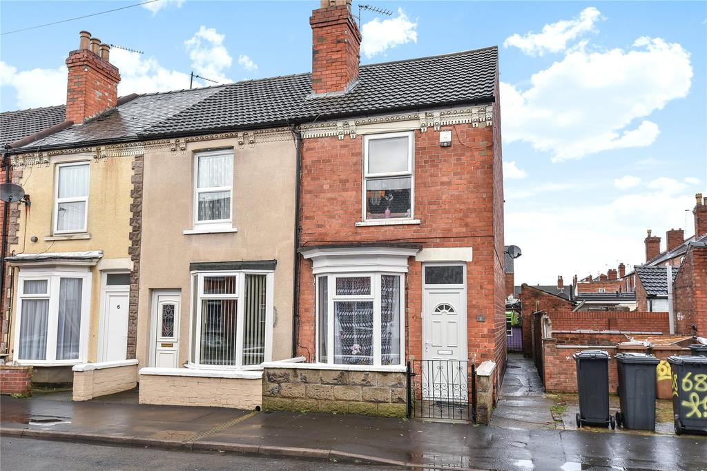 2 Bedrooms End Of Terrace House for sale in Kirkby Street, Lincoln, LN5