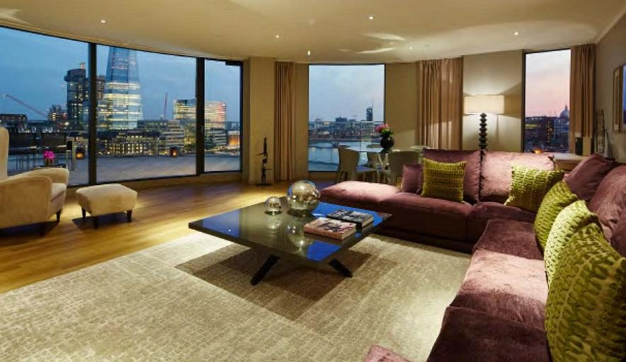 2 Bedrooms Serviced Apartments Flat for rent in CHEVAL THREE QUAYS