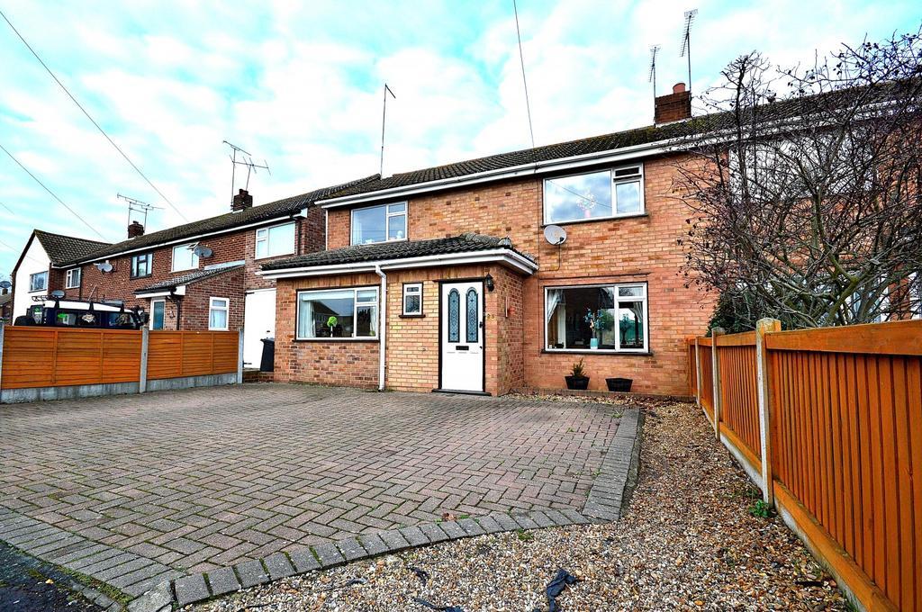 4 Bedrooms Detached House for sale in Cedar Chase, Heybridge, Maldon, Essex, CM9