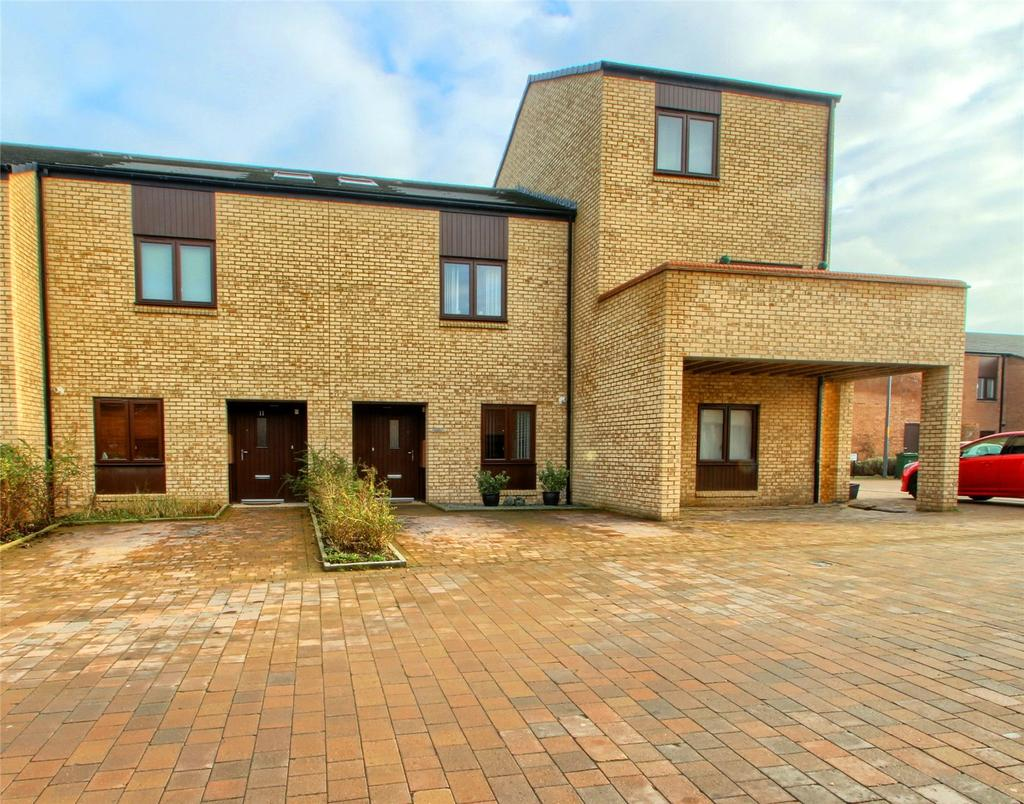 2 Bedrooms Terraced House for sale in Rollesby Way, Northshore
