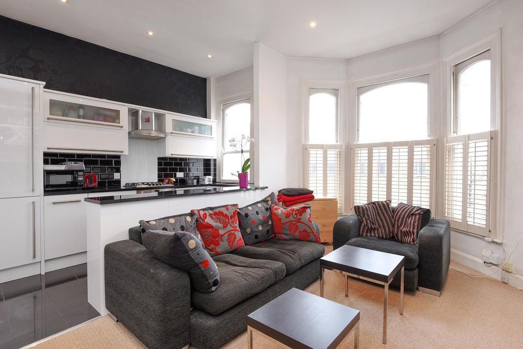 1 Bedroom Flat for sale in Severus Road, Battersea