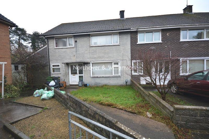 4 Bedrooms End Of Terrace House for sale in Goldsmith Close, Llanrumney, Cardiff, Cardiff. CF3