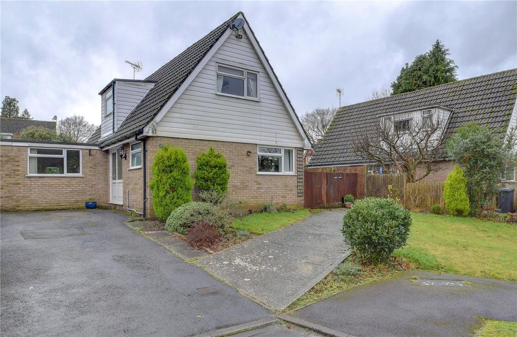 3 Bedrooms House for sale in The Paddock, Headley, Bordon, Hampshire