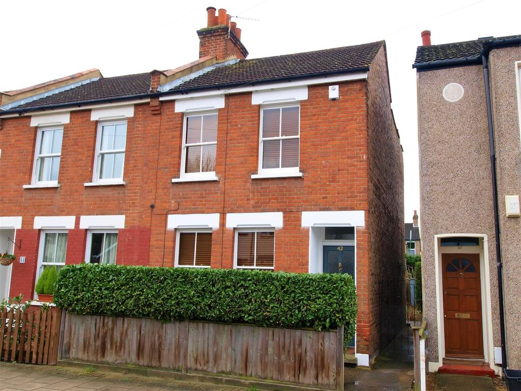 3 Bedrooms End Of Terrace House for sale in Bromley Crescent, Shortlands, Bromley, BR2