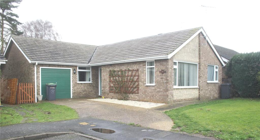 3 Bedrooms Detached Bungalow for rent in Orchard Close, Metheringham, Lincoln, Lincolnshire, LN4