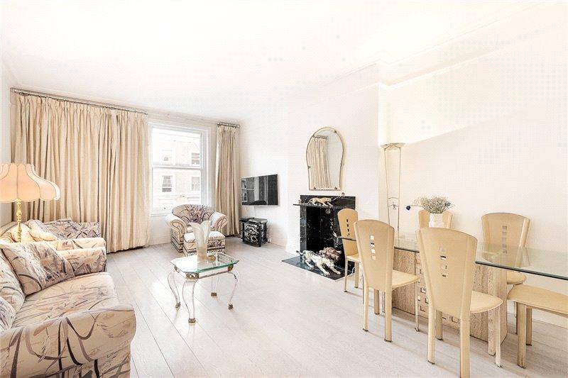 2 Bedrooms Flat for sale in Elvaston Place, London, SW7