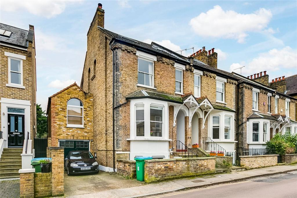 5 Bedrooms Semi Detached House for sale in Park Road, Twickenham