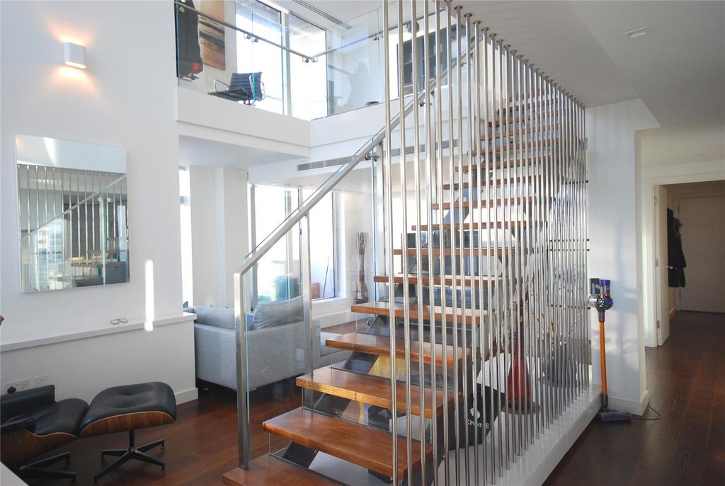 Staircase/Reception