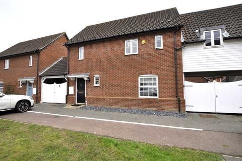 2 bedroom link detached house for sale - Barrow Chase, Chelmsford