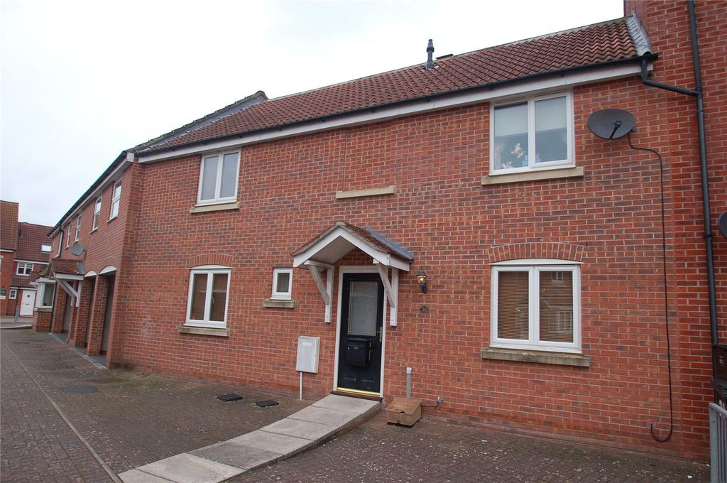 3 Bedrooms Terraced House for sale in Viscount Square, Bridgwater, Somerset, TA6