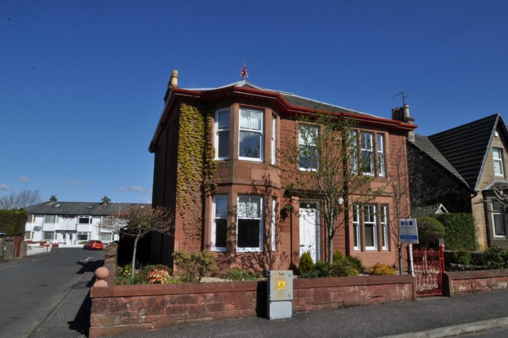 4 Bedrooms Detached Villa House for sale in 25 John Street, Largs, KA30 8HY