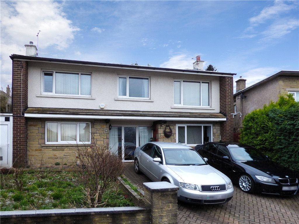 3 Bedrooms Detached House for sale in Roundwood, Shipley, West Yorkshire