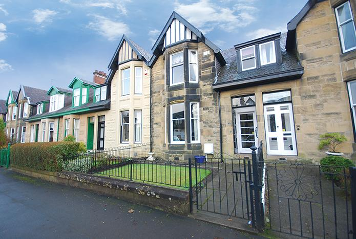 3 Bedrooms Terraced House for sale in 38 Duncan Avenue, Scotstoun, G14 9HS