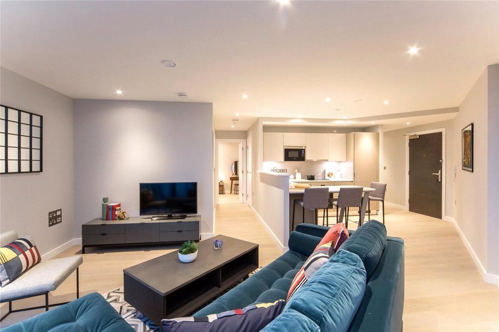 2 Bedrooms Flat for rent in UNCLE Elephant Castle, Elephant Castle, SE11