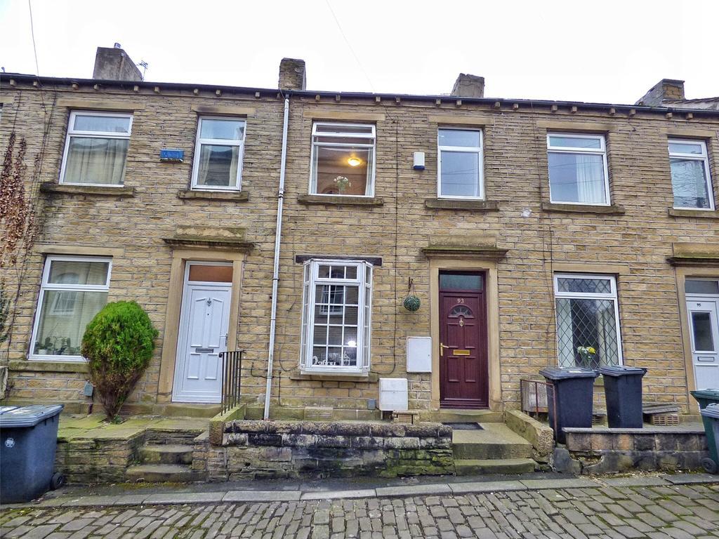2 Bedrooms Terraced House for sale in Baker Street, Huddersfield, West Yorkshire, HD3