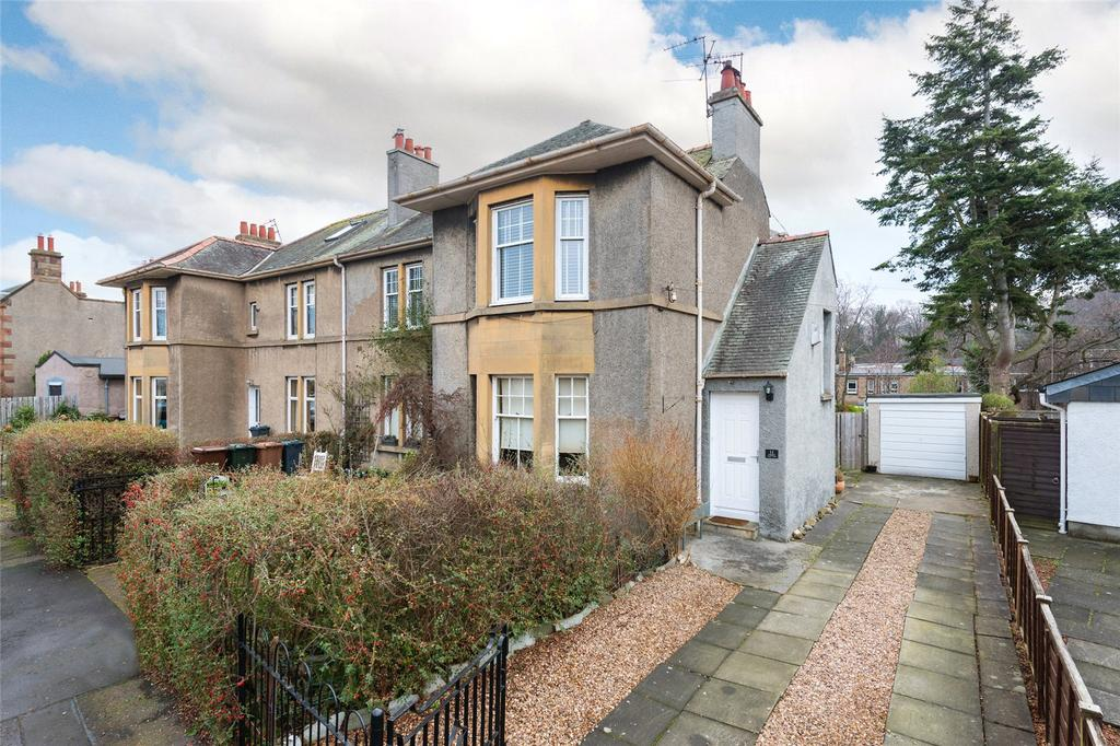 3 Bedrooms Apartment Flat for sale in Gardiner Road, Edinburgh, Midlothian