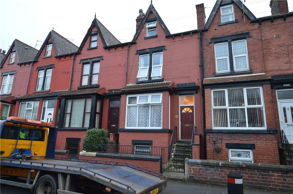 4 Bedrooms Terraced House for sale in Hill Top Mount, Harehills, Leeds