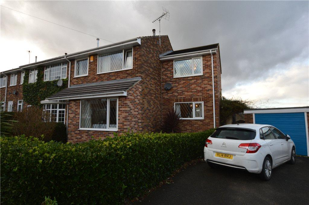 4 Bedrooms Semi Detached House for sale in Elmwood Close, Walton, Wakefield, West Yorkshire