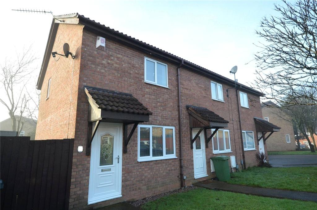 2 Bedrooms End Of Terrace House for sale in Bryn Haidd, Pentwyn, Cardiff, CF23