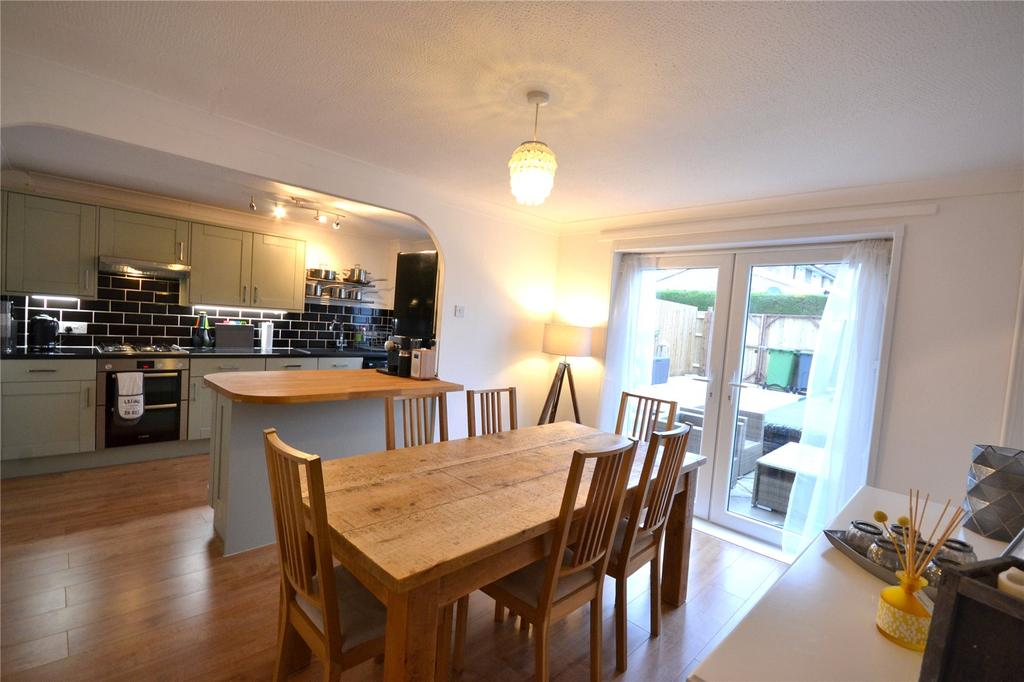 3 Bedrooms Terraced House for sale in Hill Rise, Llanedeyrn, Cardiff, CF23