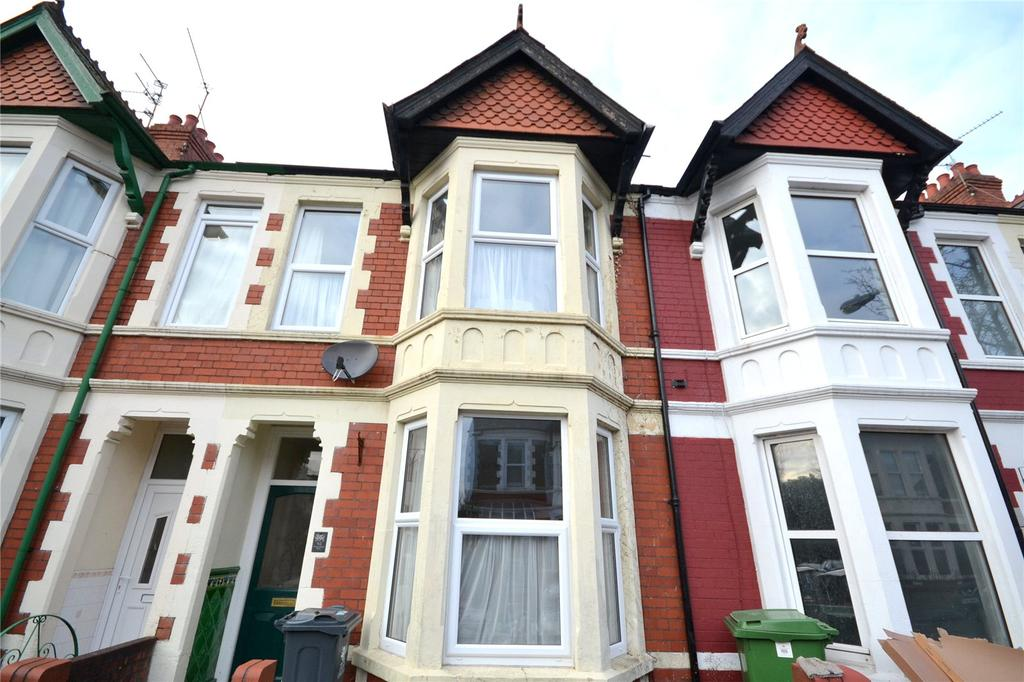 3 Bedrooms Terraced House for sale in Newfoundland Road, Heath, Cardiff, CF14