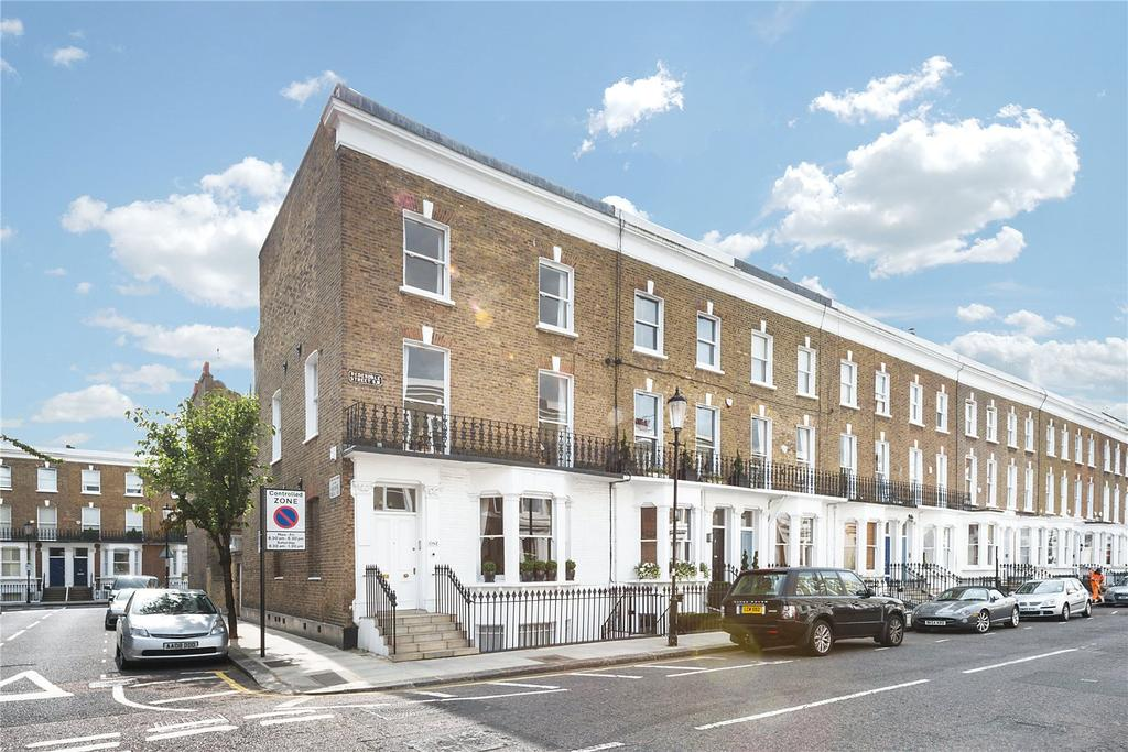 5 Bedrooms Semi Detached House for sale in Redesdale Street, London