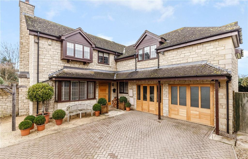 4 Bedrooms Detached House for sale in The Laurels, Westwood, Bradford-on-Avon, Wiltshire, BA15