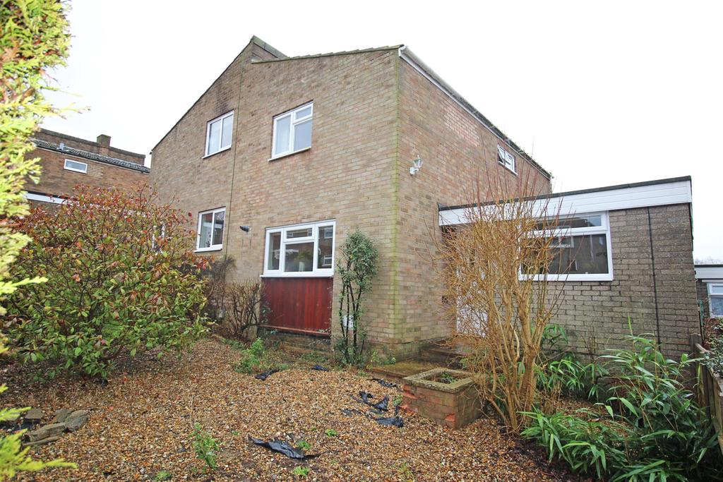 2 Bedrooms Semi Detached House for sale in Lonsdale Road, Stevenage, Herts, SG1