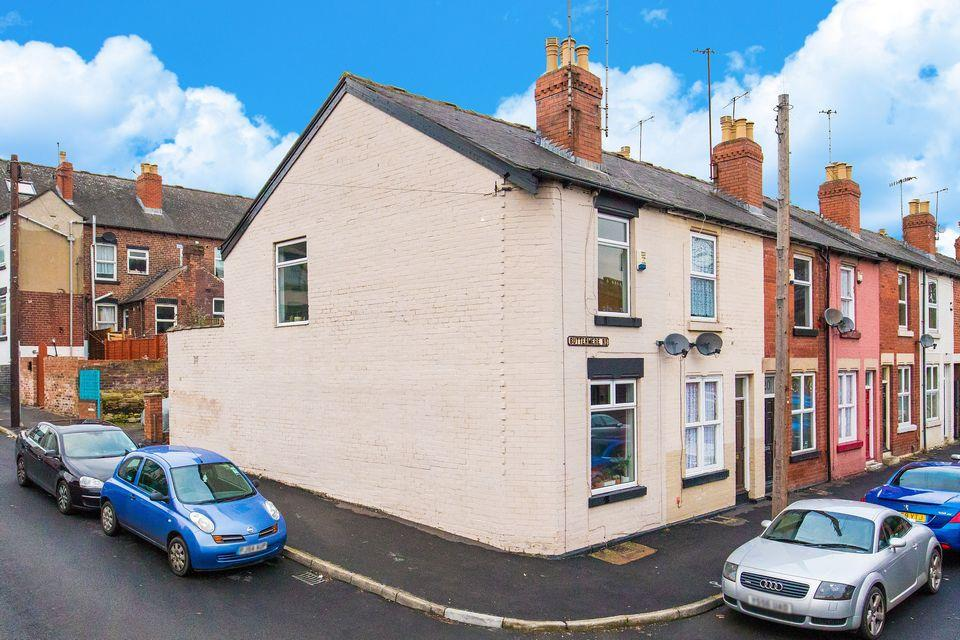 2 Bedrooms End Of Terrace House for sale in Crummock Road, Abbeydale, Sheffield S7